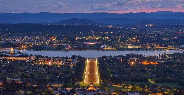Canberra - real estate curses